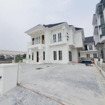 Large Compound 5 Bedroom Fully Detached Duplex with Swimming Pool, Lekki County Estate, Ikota, Lekki, Lagos, Detached Duplex for Sale