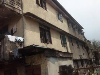 an Old Structure for Demolishing on a 2 Plots of Land, Agege Motor Road, Mushin, Lagos, Commercial Land for Sale