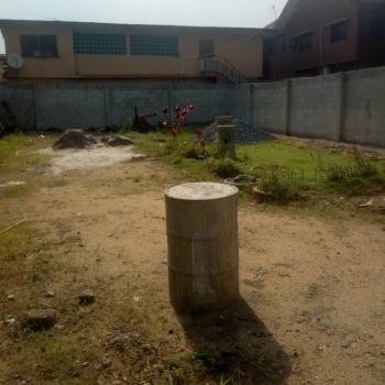 Fully Fenced 400sqm Plot, Dideolu Estate, Ogba, Ikeja, Lagos, Residential Land for Sale