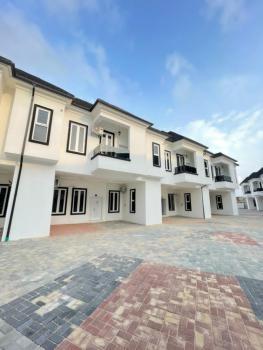 4 Bedroom Terrace Duplex, Chevron Toll Gate, Ikota, Lekki, Lagos, Terraced Duplex for Sale