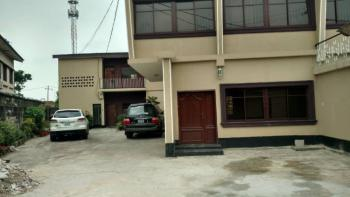 Nice and Spacious 4 Bedroom Duplex with Bq for Office Use, Off Ogunlana Drive, Ogunlana, Surulere, Lagos, Semi-detached Duplex for Rent