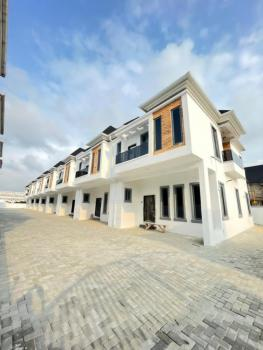 Fully Finshed 4 Bedroom Terrace Duplex, Chevron Toll Gate, Ikota, Lekki, Lagos, Terraced Duplex for Sale