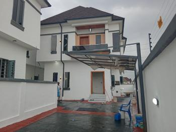 New and Tastefully Finished 4 Bedroom Detached Duplex with Bq, Ajah, Lagos, Detached Duplex for Sale