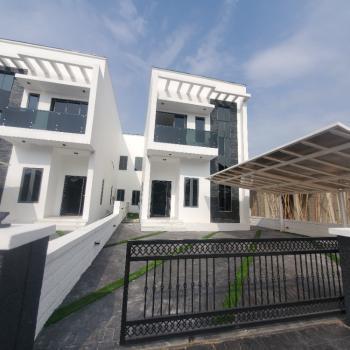 Brand New 5 Bedroom Detached Duplex with Swimming Pool, Lekki County Homes Estate, Lekki, Lagos, Detached Duplex for Sale