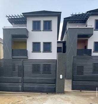 Luxury 5 Bedroom Duplex, Guzape, Guzape District, Abuja, Terraced Duplex for Sale