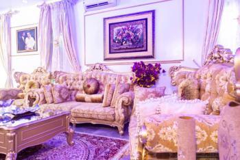 Magnificent 5 Bedroom Flat with  Wi-fi, Netflix and Pool, Ikota, Lekki, Lagos, Flat / Apartment Short Let