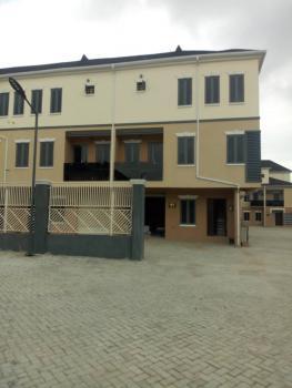 Newly Built, Fully Serviced 5 Bedroom Detached Duplex + B.q, , Off Allen Avenue, Allen, Ikeja, Lagos, Semi-detached Duplex for Rent