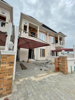 Exotic 4 Bedroom  Semi Detached in a Mini Estate, Lekki Conservation Centre, Lekki Phase 2, Lekki, Lagos, Semi-detached Bungalow for Sale