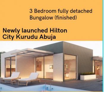 3 Bedroom Bungalow, Kurudu, Abuja, Detached Bungalow for Sale