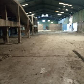50,000sqft Warehouse, Oba Akran, Ikeja, Lagos, Warehouse for Rent