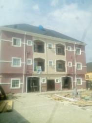 Newly Built 2 Bedroom Flat, Ago Palace, Isolo, Lagos, 2 bedroom, 3 toilets, 2 baths Flat / Apartment for Rent