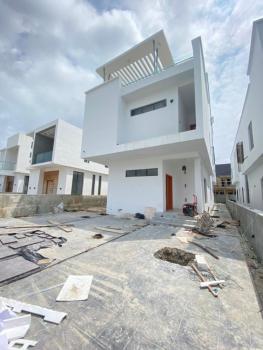 Superb 5 Bedroom Fully Detached Duplex with Bq  + Pool + Cinema Etc, 2nd Toll Gate Lekki in an Secure Estate, Lekki, Lagos, Detached Duplex for Sale