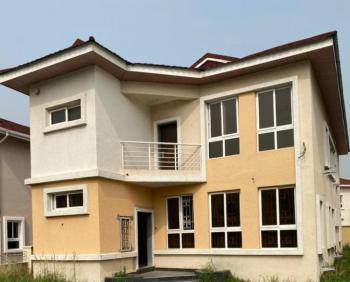 a 4 Bedroom Detached Duplex Located in a Serviced Estate, Cardigan Estate, Osapa, Lekki, Lagos, Detached Duplex for Sale