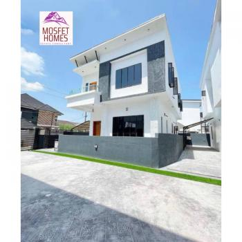 4 Bedroom Fully Detach Duplex with Swimming Pool, Ajah, Ajah, Lagos, Detached Duplex for Sale