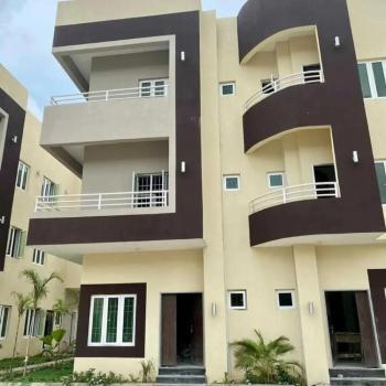 Brand New 5 Bedroom Terrace Duplexes + Bq, Pool, Gym,tennis Court, Gardens, Katampe, Abuja, Terraced Duplex for Sale