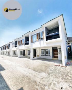 Exotically Newly Well Built 4 Bedroom Terraced Duplex, 2nd Lekki Toll Gate, Lekki, Lagos, Terraced Duplex for Sale