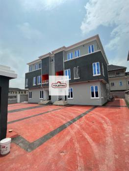 Brand New 4 Bedroom Luxury Terrace Duplex with Bq, Enyo, Ikate Elegushi, Lekki, Lagos, Terraced Duplex for Rent