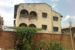 2 Blocks of 6 Nos of 3 Bedroom Flat Each, Ejigbo, Lagos, Block of Flats for Sale