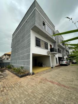 Intricately Finished & Tastefully Furnished 3 Bedroom Townhouse with Bq, Chevron Drive, Lekki Phase 2, Lekki, Lagos, Detached Duplex for Sale