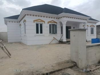 3 Bedroom Fully Detached Duplex with Excellent Finishing (off Plan), De Castle Luxury Bungalow, Oribanwa,2minites Drive From Mayfair Garden, Awoyaya, Ibeju Lekki, Lagos, Detached Bungalow for Sale