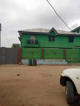3 Bedroom Duplex with 5 Units of 3 Bedroom Flat and One Shop, 20 Prince Adewale Ogunleye Street Off Taiwomolajo Street Agric Owutu, Agric, Ikorodu, Lagos, Block of Flats for Sale