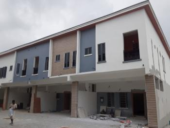 4 Bedroom Terrace Duplex with Bq, Chevron, Lekki Phase 2, Lekki, Lagos, Terraced Duplex for Sale