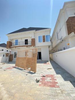 Exquisitely Finished 4 Bedroom  Fully Detached Duplex with a Room Bq, Lekki, Lagos, Detached Duplex for Sale
