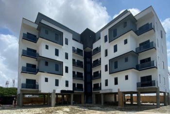 Luxury Seaview 3 Bedroom Apartment with Bq, Zone J, Banana Island, Ikoyi, Lagos, Flat / Apartment for Sale
