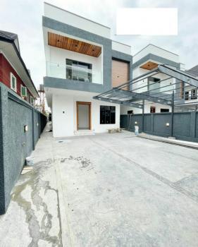 Luxury Finished 5 Bedroom Fully Detached Duplex, Agungi, Lekki, Lagos, Detached Duplex for Sale