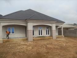 Newly Built and Superbly Finished 3  Bedroom Detached, Along Uwem Etuk Street, Shelter Afrique Housing Estate, Uyo, Akwa Ibom, Detached Bungalow for Sale