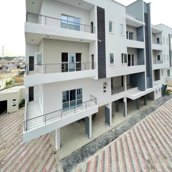 Well Built 3 Bedroom Apartment with Bq, 2nd Toll Gate ,, Ikota, Lekki, Lagos, Flat / Apartment for Sale