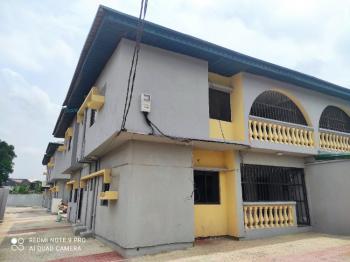 4 Bedroom Semi Detached Duplex with a Room Detached Bq, Omole Phase 1, Ikeja, Lagos, Semi-detached Duplex for Rent