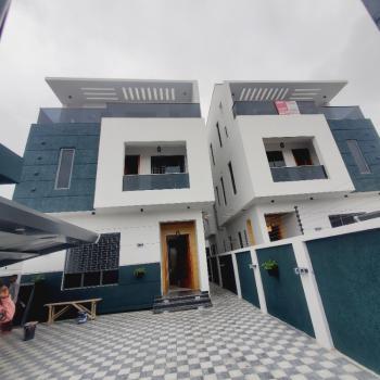 Brand New 5 Bedroom Fully Detached Duplex with Bq, Lekki Phase 1, Lekki, Lagos, Detached Duplex for Sale