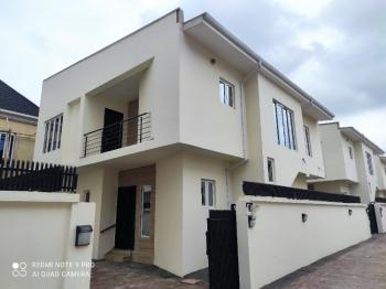 4 Bedroom Brand New Detached Duplex (all Ensuite) with a Room Bq, Omole Phase 1, Ikeja, Lagos, Terraced Duplex for Sale
