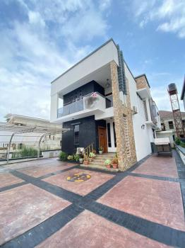 Super Beautiful Well Built 4 Bedroom Full Detached Duplex with Pool, Second Toll Gate, Lekki, Lagos, Detached Duplex for Sale