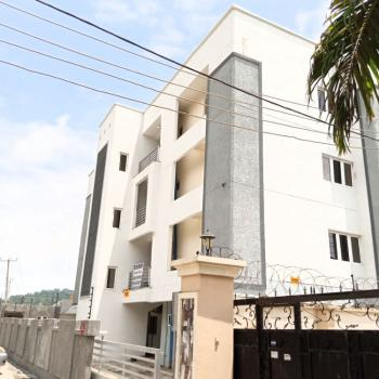 Newly Built 3 Bedroom Flat with Classic Facilities, Garki, Abuja, Flat / Apartment for Rent