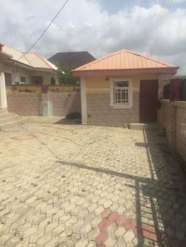 3 Bedroom Semidetached Bungalow with Security Post, Elsalem Eatate, Lugbe District, Abuja, Semi-detached Bungalow for Sale