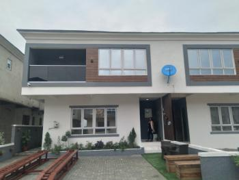 Brand New 4-bedroom Semi-detached House with Bq, Harris Drive,, Vgc, Lekki, Lagos, Semi-detached Duplex for Sale