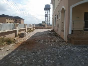 Three Bedroom Duplex with Bq, River Park Estate, Lugbe District, Abuja, Semi-detached Duplex for Sale