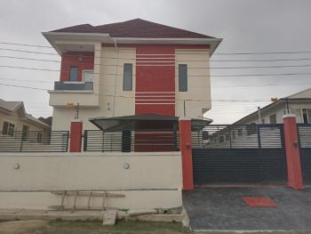 New and Well Built 4 Bedroom Duplex with a Room Bq, Ajah, Lagos, Detached Duplex for Sale