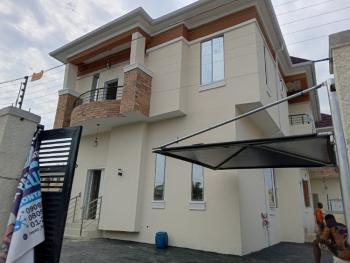 New and Well Built 4nbedroom Duplex with a Big Bq, Lekki, Lagos, Detached Duplex for Sale