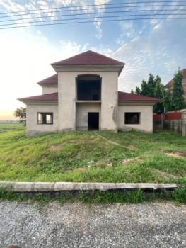 4 Bedroom Fully Detached Duplex Carcass, Riverpark Estate, Lugbe District, Abuja, Detached Duplex for Sale