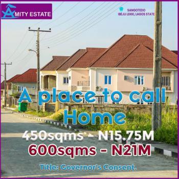 Already Built Up Area, Amity Estate, Abijo, Lekki, Lagos, Mixed-use Land for Sale