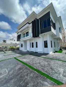 Exquisitely Built & Quality Finished 5 Bedrooms Duplex + Bq, Osapa, Lekki, Lagos, Detached Duplex for Sale