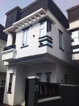 New and Well Finished 4bedroom Duplex with Bq, Eleganza Toll Gate Chevron, Lekki, Lagos, Detached Duplex for Sale