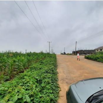 700sqm (tarred) Multi-purpose Estate Plot, Behind Paradise Estate, Life Camp, Abuja, Residential Land for Sale