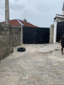 Land with 3 Bedroom Flats on It, Just Beside Atican Estate , Not Far From Atican Beach, Ogombo, Ajah, Lagos, Mixed-use Land for Sale