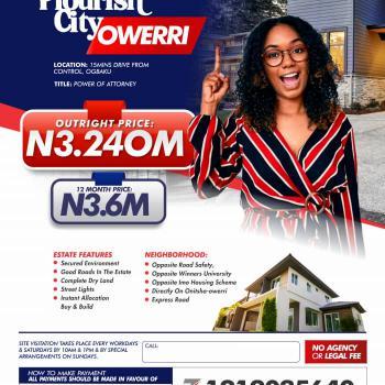 Flourish City, Owerri, Ogbaku, Mbaitoli, Imo, House for Sale