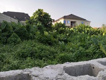 900 Sqm, Happy Land Estate, Olokonla, Ajah, Lagos, Residential Land for Sale