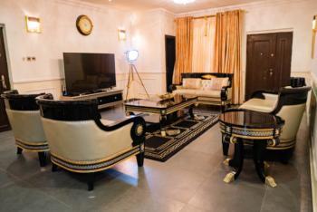 3 Bedrooms Versace Apartment, Yusuff Abiodun, Oniru, Victoria Island (vi), Lagos, Flat / Apartment Short Let